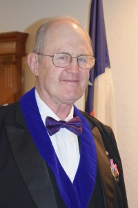 Treasurer--Dennis Heath