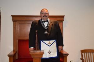 Senior Warden--William Scott