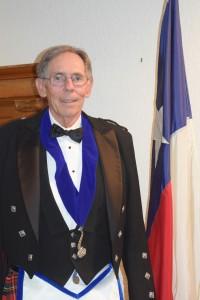 Senior Steward--Gordon McKinnie