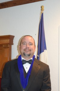 Junior Steward--Lane Scott Thomas